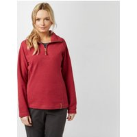 Craghoppers Womens Delia Half Zip Fleece, Pink