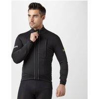 Spokesman Men's Ghost Cycling Jacket, Black