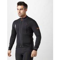 Spokesman Men's Ghost Cycling Jacket, Orange