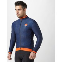 Spokesman Mens Cross Cycling Jersey, Navy