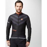 Spokesman Men's Sportif Cycling Jersey, Black
