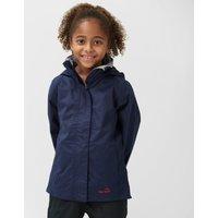 Peter Storm Girls Wendy II Waterproof Jacket, Blue