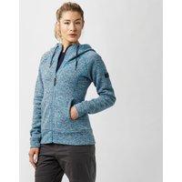 Berghaus Easton Hooded Fleece, Turquoise
