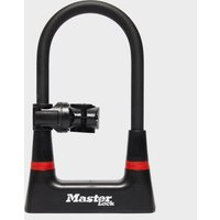 Masterlock 14mm Mini D-Lock 210mm x 104mm, Assorted