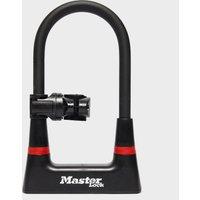 Masterlock 14Mm Mini D-Lock 210Mm X 104Mm - Grey/210Mmx104Mm, Grey/210MMX104MM