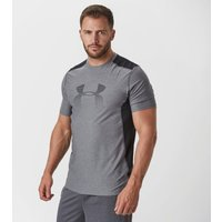 Under Armour Mens Raid T-Shirt, Grey
