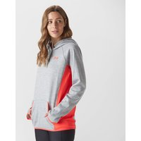 Under Armour Womens Storm Armour Fleece Icon Hoodie, Grey