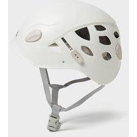 Petzl Elia Climbing Helmet, White/Grey