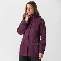 Peter Storm Womens View 3 In 1 Jacket - Purple/Plm,