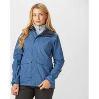 Berghaus Womens Dalemaster Waterproof Jacket, Blue