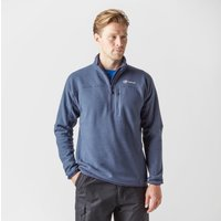 Berghaus Mens Stainton Half-Zip Fleece, Blue