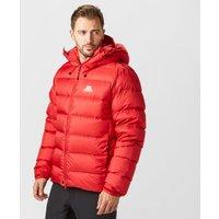 Mountain Equipment Mens Vega Jacket, Red