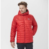 Mountain Equipment Men's Superflux Insulated Jacket, Red