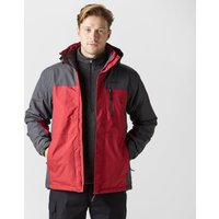 Peter Storm Men's Insulated Pennine Jacket, Red