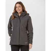 Peter Storm Womens Husky Fur Lined Insulated Jacket - Grey,