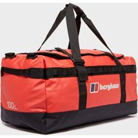 Berghaus 100 Litre Holdall - Red/Red, RED/RED