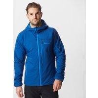 Marmot Mens Novus Insulated Hoody, Royal Blue