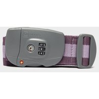 Design Go Sentry Luggage Strap, Grey