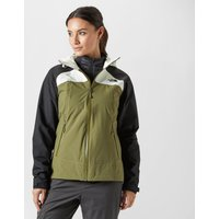 The North Face Womens Stratos DryVent Jacket, Olive