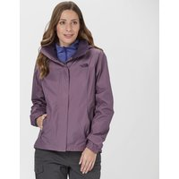 The North Face Womens Dryvent Resolve 2 Jacket  Purple