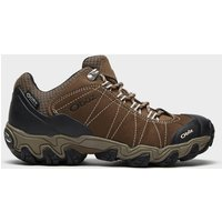 Oboz Women's Bridger Low Walking Shoes, Brown
