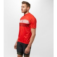 Bontrager Men's Solstice Cycling Jersey, Red