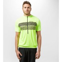 Bontrager Men's Solstice Cycling Jersey, Yellow