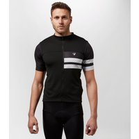 Bontrager Mens Circuit Cycling Jersey, Black
