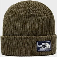 The North Face Mens Salty Dog Beanie, Khaki
