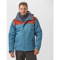 Columbia Men's Everett Mountain Jacket, Blue