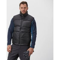 The North Face Mens Nuptse III Vest, Black