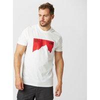The North Face Mens Nuptse T-Shirt, White
