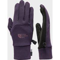 The North Face Women's Etip Gloves, Purple