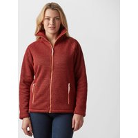 Craghoppers Women's Jasmine Fleece, Red