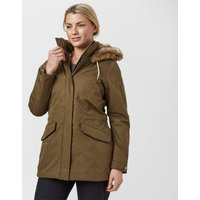 Craghoppers Womens Josefine Parka, Brown