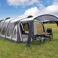 Outdoor Revolution Ozone 6.0 XTR Vario Family Tent, Grey