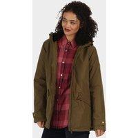 Regatta Womens Brienna Waterproof Jacket, Khaki