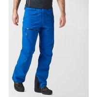 Salomon Mens Brilliant Ski Pants, Blue