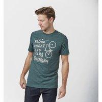 Brakeburn Men's Cycling T-Shirt, Green