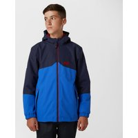 Jack Wolfskin Boys Iceland 3 in 1 Jacket, Blue