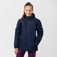 Jack Wolfskin Girls Iceland 3 in 1 Jacket, Navy