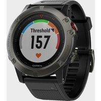 Garmin fēnix 5X Sapphire Multisport GPS, Black