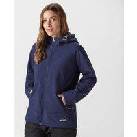 Peter Storm Womens Highloft Softshell Jacket, Navy