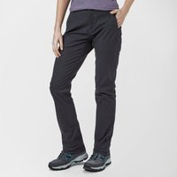 Royal Robbins Women's Alpine Road Trousers, Black