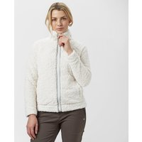 Royal Robbins Womens Snow Wonder Fleece Jacket, White