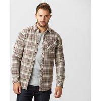 Craghoppers Men's Bjorn Long Sleeve Shirt, Grey