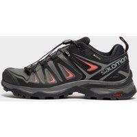 Salomon Women's X Ultra 3 GORE-TEX Shoe, Black