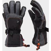 Extremities Men's Torres Peak Ski Gloves, Grey