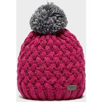Capo Women's Poppy Bobble Hat, Pink