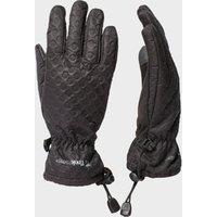 Trekmates Womens Keska Softshell Glove - Black/Blk, Black/BLK